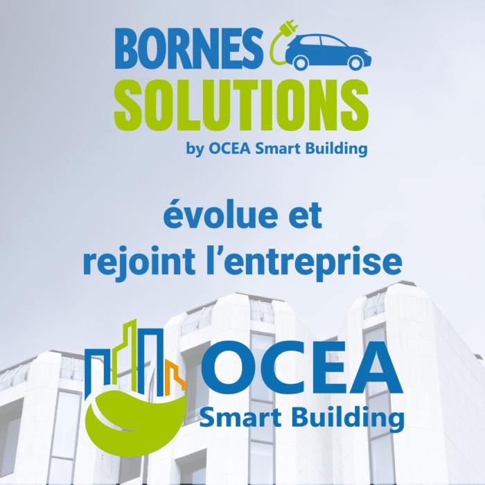 Bornes Solutions rejoint OCEA Smart Building